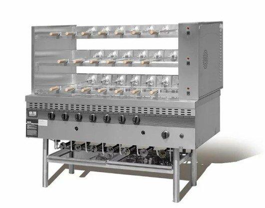 佰菲燃氣巴西燒烤爐P-BC-1500