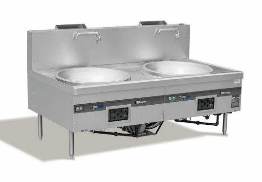 佰菲燃氣環保雙頭大鍋爐P-CR-L-2