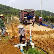 广西滴灌管安装排气阀(南宁广顺科技安装设计)