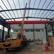 16吨LD型天吊 天车 桁吊 行车 航车 电动单梁起重机