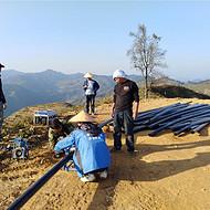 南宁广顺公司科学安装滴灌管 滴灌带水肥一体化说明