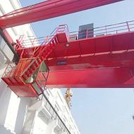 矿山起重QD50/10吨吊钩桥式起重机 32吨 20吨起重机 行吊
