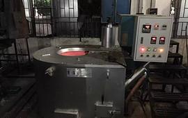 旭丰生物颗粒熔铝炉/节能熔铝炉/压铸/铸造/废铝熔化炉 (9播放)