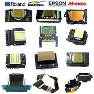 爱普生EPSON压电写真机喷头
