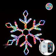 造型雪花圣诞装饰灯圣诞雪花led圣诞雪花UL 认证ETL认证出口美国质优价廉厂家供应