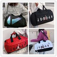 品牌包包耐克Jordan手提包旅行包简约单肩包聚酯纤维大空间旅行袋箱包货源批发工厂一件代发