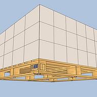 木包装设计软件,木托盘设计软件,木箱设计软件,钢带箱设计软件,集装箱装货软件,卡车装货软件