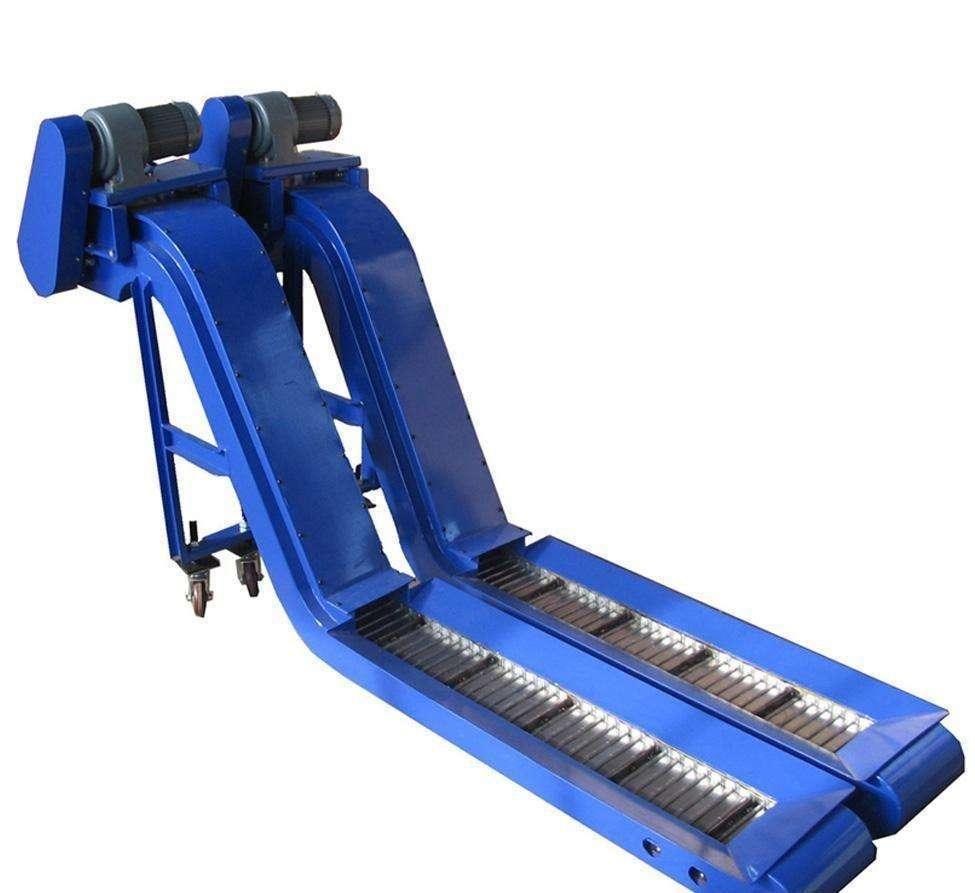 龙门加工中心机床排屑器   那种形式的好用