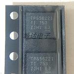 TPS56221DQPT 开关稳压器 LFDFN-22 丝印 TPS56221