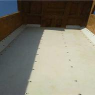 不粘塑料板车厢自卸车滑板拉土泥工程车翻斗车卸土净pe渣土聚乙烯