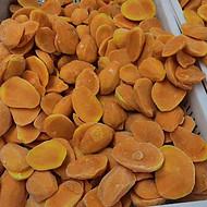 果香丰_冷冻小台农芒果肉10kg_速冻水果蔬菜加工批发餐饮食材专用