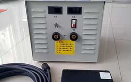油气管道碰口消磁使用现场 (23播放)