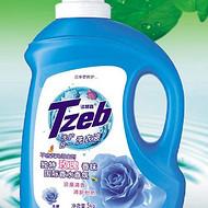 供应汰帻霸Tzeb玫瑰香水型洗衣液