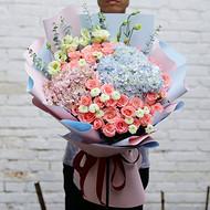 南宁人民路花店人民路订花人民路送花节日鲜花
