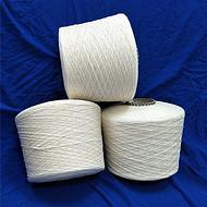 3支纯棉纱 全棉纱线 粗支纯棉纱3支 针织机织纱线