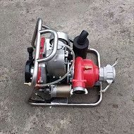 镇江正林LS-260森林机动消防水泵 便携高压接力消防水泵 高压便携森林消防水泵 背负森林高压接力水泵 三级高压接力水泵