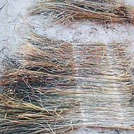北京青叶牌天然茅草瓦铺装沙滩茅草屋顶