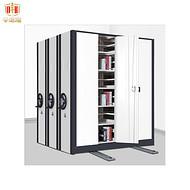成都智能密集架|定制档案室|手摇钢制移动密集档案柜|资料储存|文件柜
