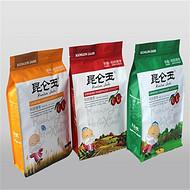永寿县生产休闲食品包装袋/零食八边封包装袋/自立袋/可定制