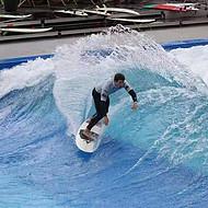 济南固定式滑板冲浪  冲浪模拟器 厂家直销