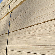 生产销售各种规格尺寸LVL单板层积材 顺向多层板条 lvl拉条