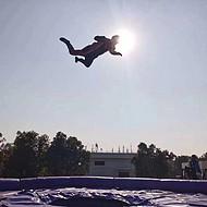 济南空中飞人 垂直风洞模拟器 厂家直销 可定制尺寸 可租售