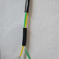 船用电缆的性能结构说明