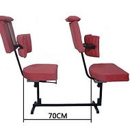 客车、高铁、飞机、客轮用腰椎、颈椎无负荷座椅