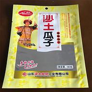 富县生产瓜子包装袋/批发休闲食品包装袋/免费设计版面/金霖包装