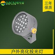 浙江led投光灯生产厂家dmx512投光灯泛光灯工程灯具技术优良品质明可诺照明