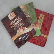 子洲县生产咖啡包装袋/批发食品冲剂包装袋/食品卷材卷膜/金霖包装