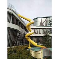 温州非标游乐设施不锈钢滑梯厂家直销幼儿园高楼逃生滑道景区游乐设施