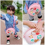 2021新款玩趣DIY儿童单肩包 六一儿童节礼品新颖款式儿童单肩包