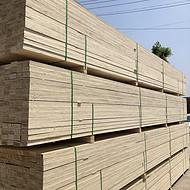 供应重型机械设备出口包装用免熏蒸LVL木方 多层板木方 胶合木方