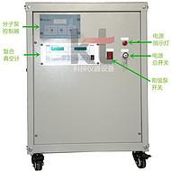 山东供应石英管高真空封口获取更高的真空度可到10-4pa真空分子泵机组