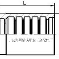 **生产液压管件,03310系列