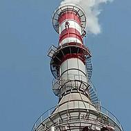 玉林市烟囱防腐脱硫公司