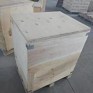 木箱包装定制 免熏蒸包装箱 机械物流包装箱  可定制