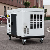 天津20kw柴油发电机TO22000ET大泽动力
