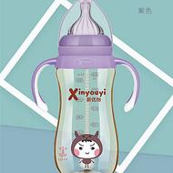 PPSU婴儿奶瓶宽口径防胀气防摔宝宝奶瓶批发亚搏app下载安装直销