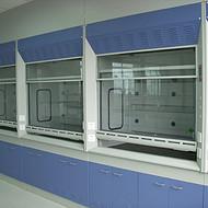 厦门集美实验室通风柜 中央台 边台 药品柜 储物柜原子吸收罩