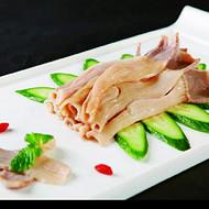 鹅肠  香脆肠肚  香脆食管 酒店特色菜HGF5566