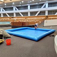 上海浦东新区暖场活动道具出租大型水上乐园设备出租充气水池租赁