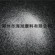 喷砂除锈用白刚玉粒度砂#8-#220 White fused alumina
