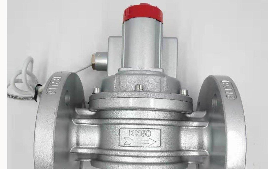 燃气紧急切断阀 管道天然气电磁阀 (6播放)