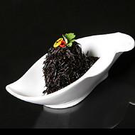 黑针 日本黑针 长寿菜 羊栖菜酒店食材D76778