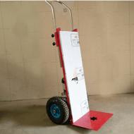 立式平板推车-240升湿垃圾推车