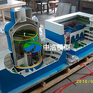压水堆核电站仿真模型  核电站沙盘模型