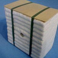 地面火炬保温棉硅酸铝纤维针刺毯 内衬保温层用陶瓷纤维模块折叠块