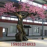 秦皇岛水泥假树 室内仿真树做工精细 专业厂家